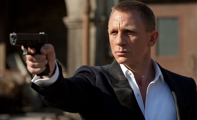 Daniel Craig cameo 'Star Wars: The Force Awakens'