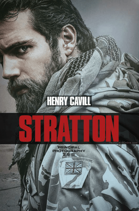 Henry Cavill as Stratton
