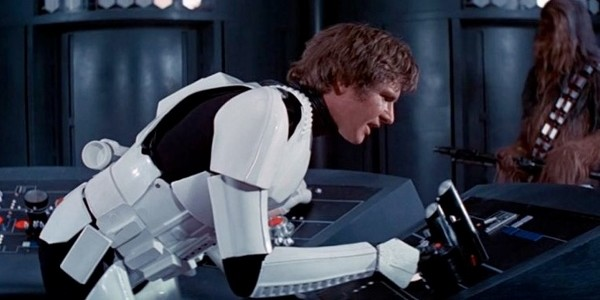 'Star Wars' intercom scene