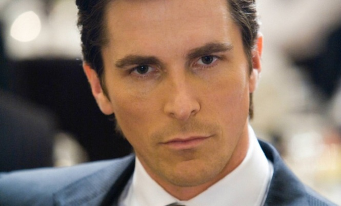 Christian Bale as James Bond