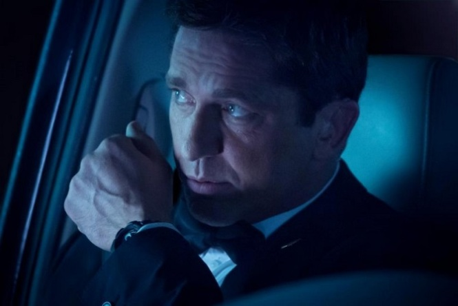 Gerard Butler as James Bond