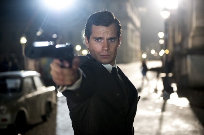 Henry Cavill as James Bond