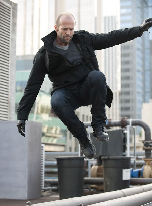 Jason Statham as James Bond