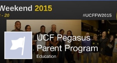 UCF Parent Program