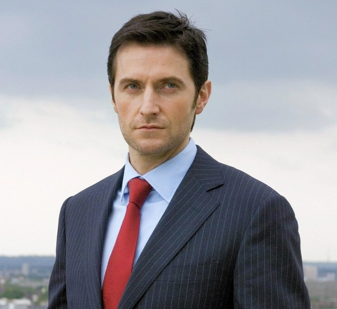 Richard Armitage as James Bond
