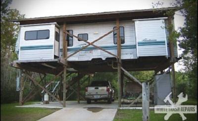 high rise trailer