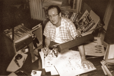 Steve Ditko at Marvel