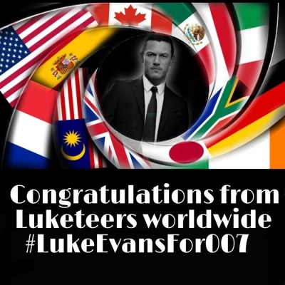 Congratulatin Tweet